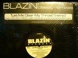 DJ KOOL / LET ME CLEAR MY THROAT (REMIXES)