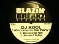 DJ KOOL ‎/ WELCOME TO THE PARTY
