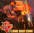 K7 / COME BABY COME  (UK)  (¥1000)
