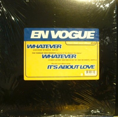 画像1: EN VOGUE ‎/ WHATEVER  (US)
