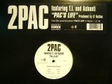 2PAC FEATURING T.I. & ASHANTI / PAC'S LIFE  (US-PROMO)