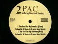2PAC FEATURING SILVERBACK GUERILLAZ ‎–/THE BEST FOR MY EMEMIES  (US PROMO)