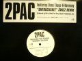 2PAC FEATURING BONE THUGS-N-HARMONY ‎/ UNTOUCHABLE (SWIZZ REMIX)  (US-PROMO)