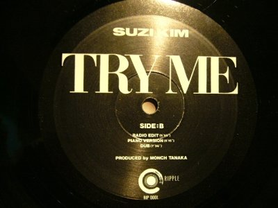 画像4: SUZI KIM / TRY ME