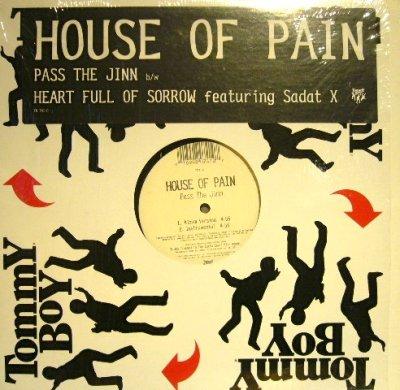 画像1: HOUSE OF PAIN / PASS THE JINN