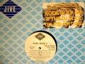 KOOL ROCK J & THE DJ SLICE / IT'S A BLACK THING / TOO HIGH (US-PROMO)  (¥500)