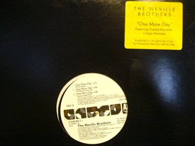 画像1: THE NEVILLE BROTHERS / ONE MORE DAY  (US-PROMO)
