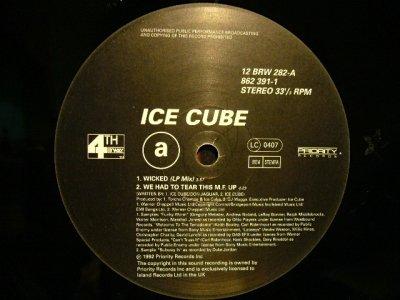 画像3: ICE CUBE / WICKED  (UK)