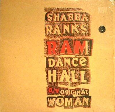 画像1: SHABBA RANKS / RAM DANCEHALL