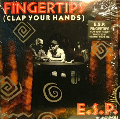 画像1: E.S.P. / FINGERTIPS  (CLAP YOUR HANDS)