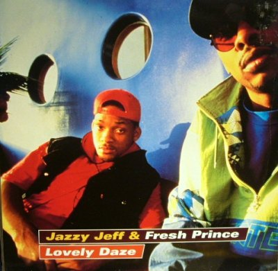 画像1: JAZZY JEFF & FRESH PRINCE / LOVELY DAZE  (UK)