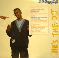 D.J. JAZZY JEFF AND THE FRESH PRINCE / HE'S THE DJ, I'M THE RAPPER (US-2LP)  (¥1000)
