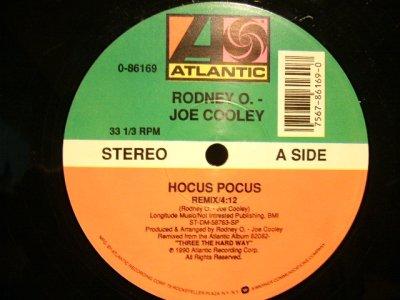 画像1: RODNEY-O. JOE COOLEY / HOCUS POCUS
