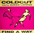 COLDCUT FEATURING QUEEN LATIFAH ‎/ FIND A WAY