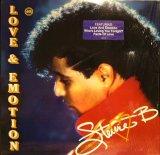 STEVIE B / LOVE & EMOTION  (US-LP)