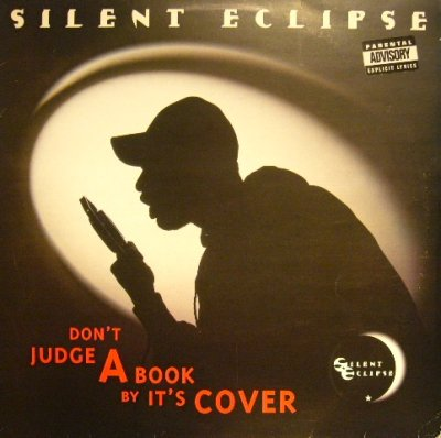 画像1: SILENT ECLIPSE / DON'T JUDGE A BOOK BY IT'S COVER  (UK)