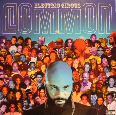 画像1: COMMON ‎/ ELECTRIC CIRCUS  (US-2LP)