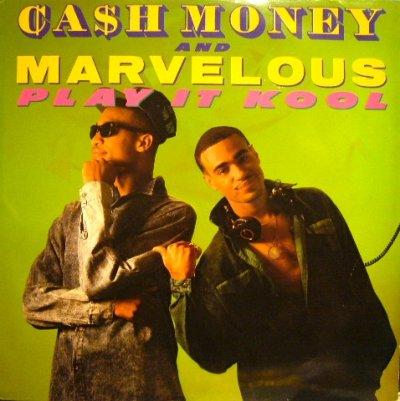 画像1: CA$H MONEY AND MARVELOUS /  PLAY IT KOOL / UGLY PEOPLE BE QUIET