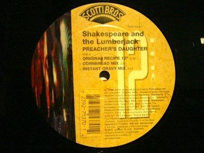 画像2: SHAKESPEARE AND THE LUMBERJACK / PREACHER'S DAUGHTER