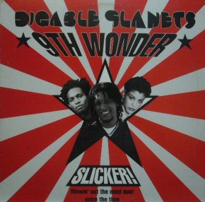 画像1: DIGABLE PLANETS / 9TH WONDER (BLACKITOLISM)