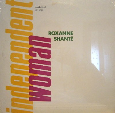 画像1: ROXANNE SHANTE / INDEPENDENT WOMAN