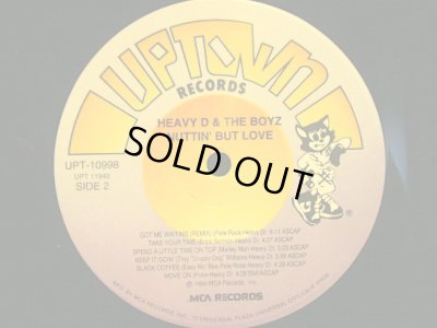 画像4: HEAVY D. & THE BOYZ /  NUTTIN' BUT LOVE  (US-LP)