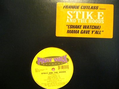 画像1: STIK-E AND THE HOODS / (SHAKE WATCHA) MAMA GAVE Y'ALL