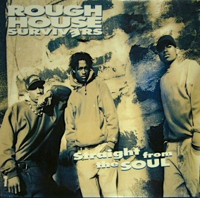画像1: ROUGH HOUSE SURVIVERS / STRAIGHT FROM THE SOUL  (US-LP)