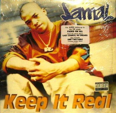 画像1: JAMAL / KEEP IT REAL