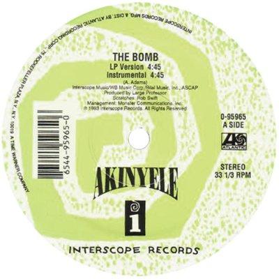 画像1: AKINYELE / THE BOMB