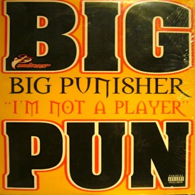 画像1: BIG PUNISHER ‎/ I'M NOT A PLAYER