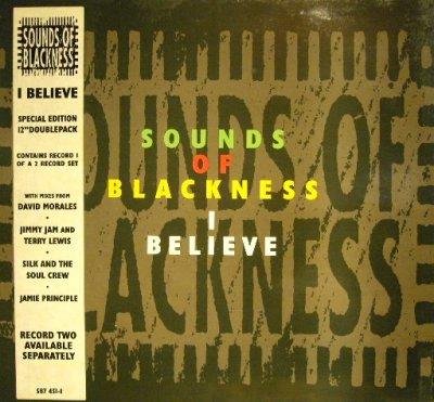 画像1: SOUNDS OF BLACKNESS / I BELIEVE  (UK)