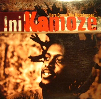 画像1: INI KAMOZE ‎/ HERE COMES THE HOTSTEPPER  (US-LP)