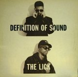 DEFINITION OF SOUND ‎/ THE LICK  (UK-LP)
