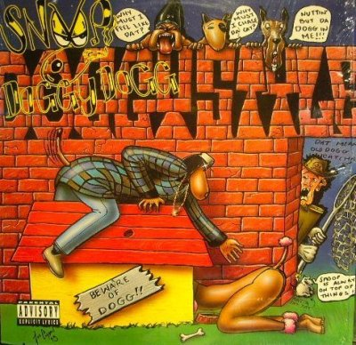 画像1: SNOOP DOGGY DOGG / DOGGYSTYLE  (US-LP)