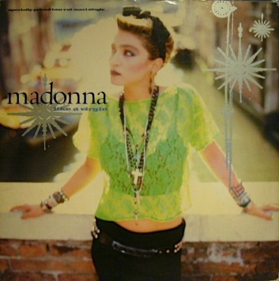 画像1: MADONNA ‎/ LIKE A VIRGIN