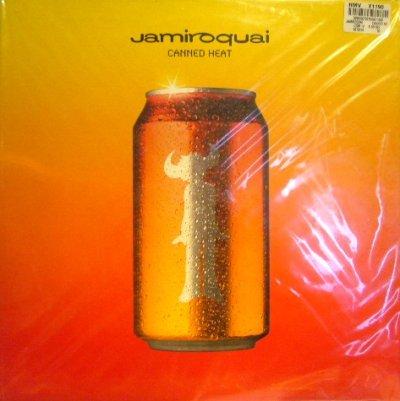 画像1: JAMIROQUAI / CANNED HEAT (UK)  (SS盤)