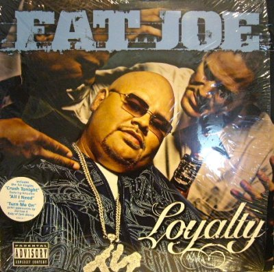 画像1: FAT JOE ‎/ LOYALTY  (US-2LP)
