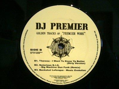 """画像2: DJ PREMIER / GOLDEN TRACKS OF """"PREMIER WORK"""""""