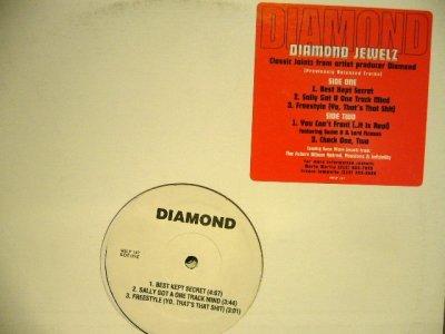 画像1: DIAMOND /  DIAMOND JEWELZ