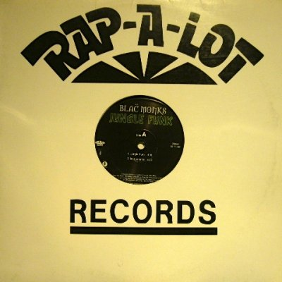 画像1: BLAC MONKS ‎/ JUNGLE FUNK  (US-PROMO)