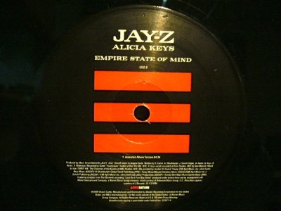画像3: JAY-Z & ALICIA KEYS ‎/ EMPIRE STATE OF MIND