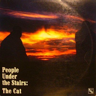 画像1: PEOPLE UNDER THE STAIRS / THE CAT