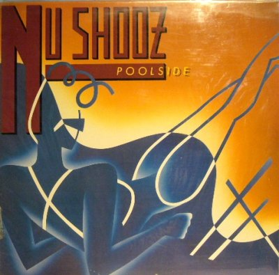画像1: NU SHOOZ ‎/ POOLSIDE  (US-LP)
