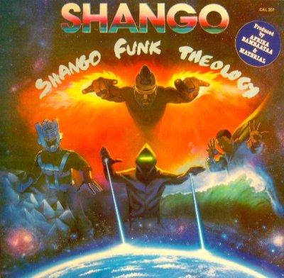画像1: SHANGO / SHANGO FUNK THEOLOGY  (UK)