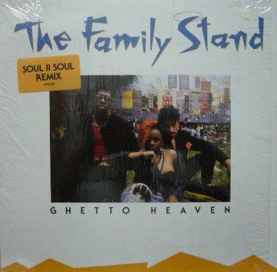 画像1: THE FAMILY STAND / GHETTO HEAVEN