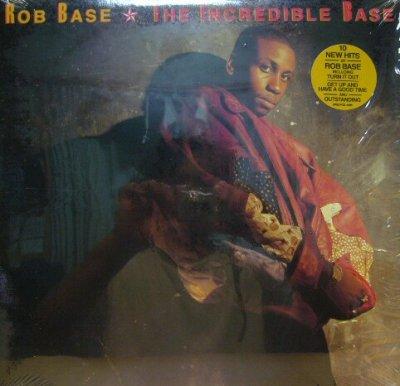 画像1: ROB BASE / THE INCREDIBLE BASE  (US-LP)