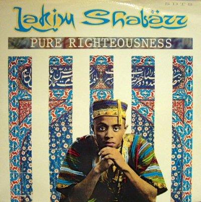 画像1: LAKIM SHABAZZ / PURE RIGHTEOUSNESS  (UK)
