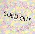DE LA SOUL / EYE KNOW (UK)  (¥1000)