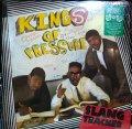 KINGS OF PRESSURE / SLANG TEACHER  (US-LP)